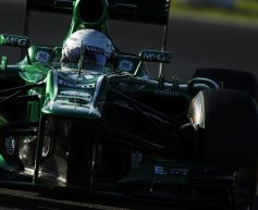 Van der Garde sure Indian heat will help Caterham