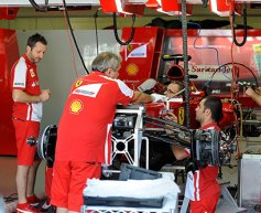 Ferrari to abandon pullrod layout for 2014