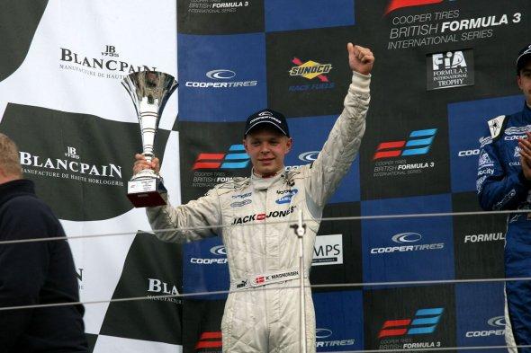 British Formula Three in 2011