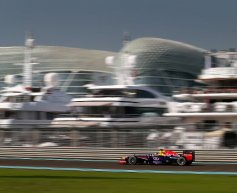Vettel quickest in final practice in Abu Dhabi
