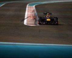 Vettel takes crushing victory in Abu Dhabi