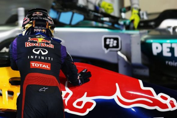 Vettel Yas