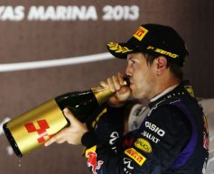 Vettel says rapid pace was 'scary'