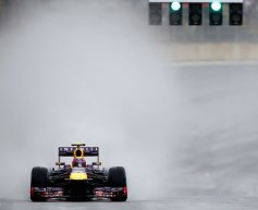 Webber tops final practice session in Brazil