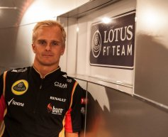 Lotus confirms Kovalainen for remainder of 2013 season