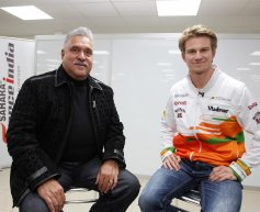Hulkenberg not fussed about Force India team-mate