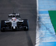 Button encouraged by promising start