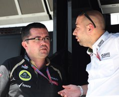 Boullier leaves Lotus, Lopez becomes team principal