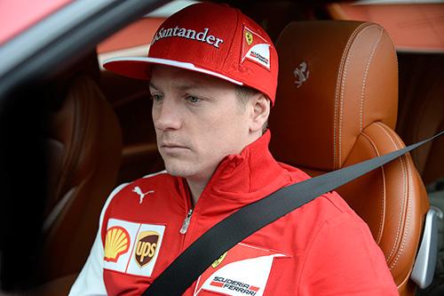 Kimi-Raikkonen-Ferrari