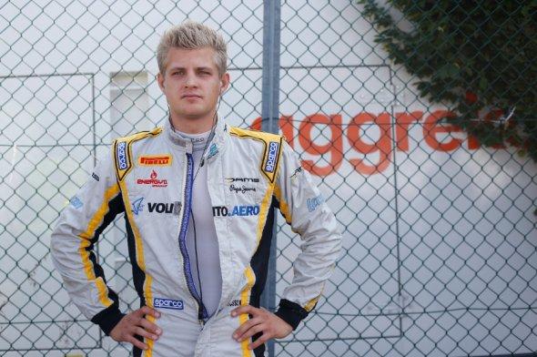 Ericsson joins Kobayashi at Caterham. GP2 Media Service