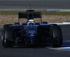 Massa pleased after 'very special day'