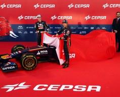 Toro Rosso STR9 revealed at Jerez