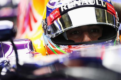 Red Bull making 'progress' admits Ricciardo