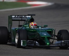 Frijns parts company with Caterham