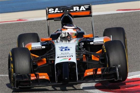 Hulkenberg Bahrain 2