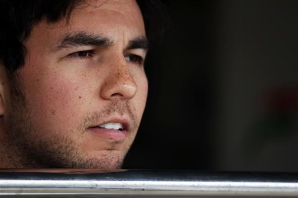 Sergio Perez joins from McLaren. Sahara Force India.