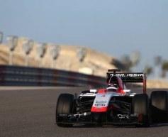 Marussia targets early flyaway races