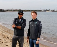 Hamilton sure Rosberg relationship will be fine