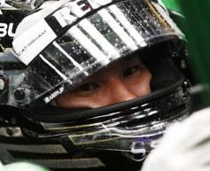 Stewards clear Kobayashi over first lap crash