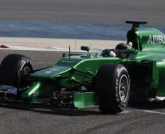 Caterham pleased with Kobayashi feedback
