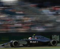 Magnussen thrilled by debut podium