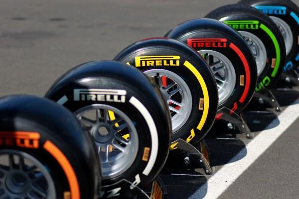 Pirelli Motorsport Media