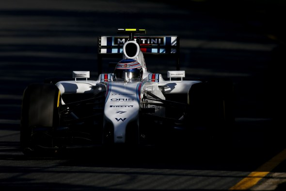 Out of the shadows - Williams is set for a mega 2014. Williams-Martini