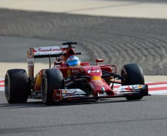 Alonso: It's like starting from scratch