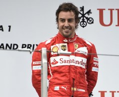 Allison hails 'extraordinary' Alonso