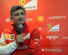 Mattiacci: Ferrari not giving up on 2014