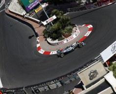 Rosberg takes pole in Monaco