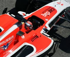 Chilton reckons Marussia can catch Sauber