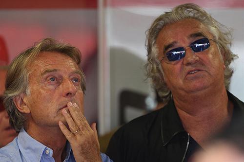 Ferrari must consider UK base says Briatore