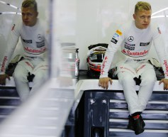 Boullier: Magnussen suffering from 'rookie syndrome'