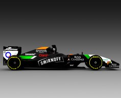Force India confirms Smirnoff deal