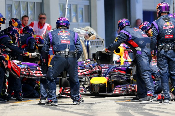 Red Bull/Getty Images