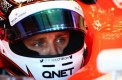 Chilton to race after Marussia U-turn