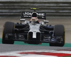 Magnussen feels he extracted maximum