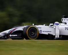 Massa hails 'great moment' for Williams
