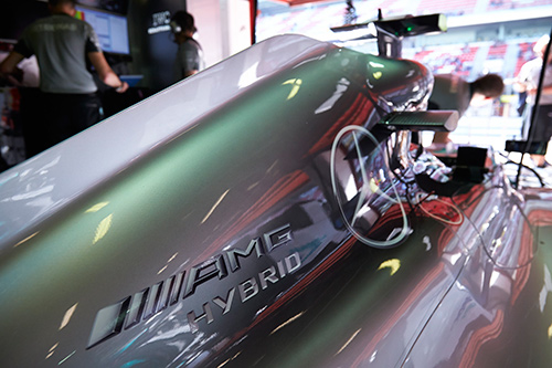 Mercedes says Honda has 2015 'advantage'