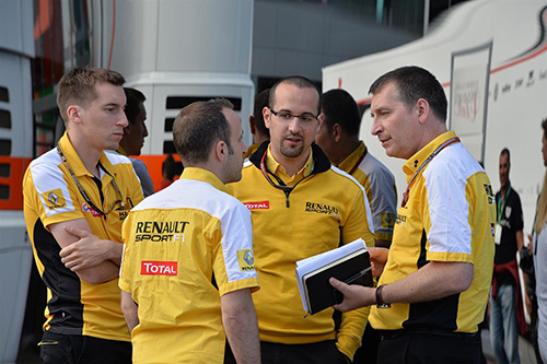 'Not possible' to catch Mercedes in 2014 admits Renault