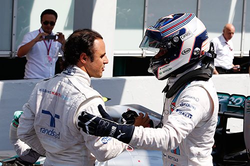 Massa wants Williams to beat old team Ferrari
