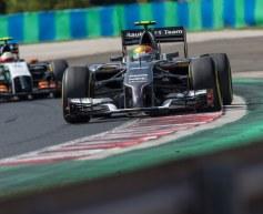 Sauber encouraged despite missing points