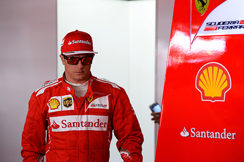 Ferrari 'needs' Raikkonen for 2015