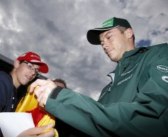 Albers praises 'extraordinary' Lotterer