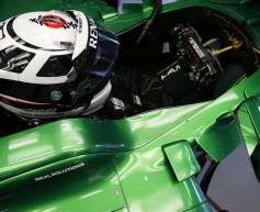 Lotterer upbeat over debut qualifying run