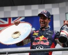 Feature: Outsider Ricciardo remains a threat