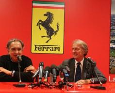 Marchionne concedes Ferrari power unit lacking