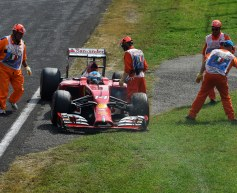ERS issue ends Alonso streak
