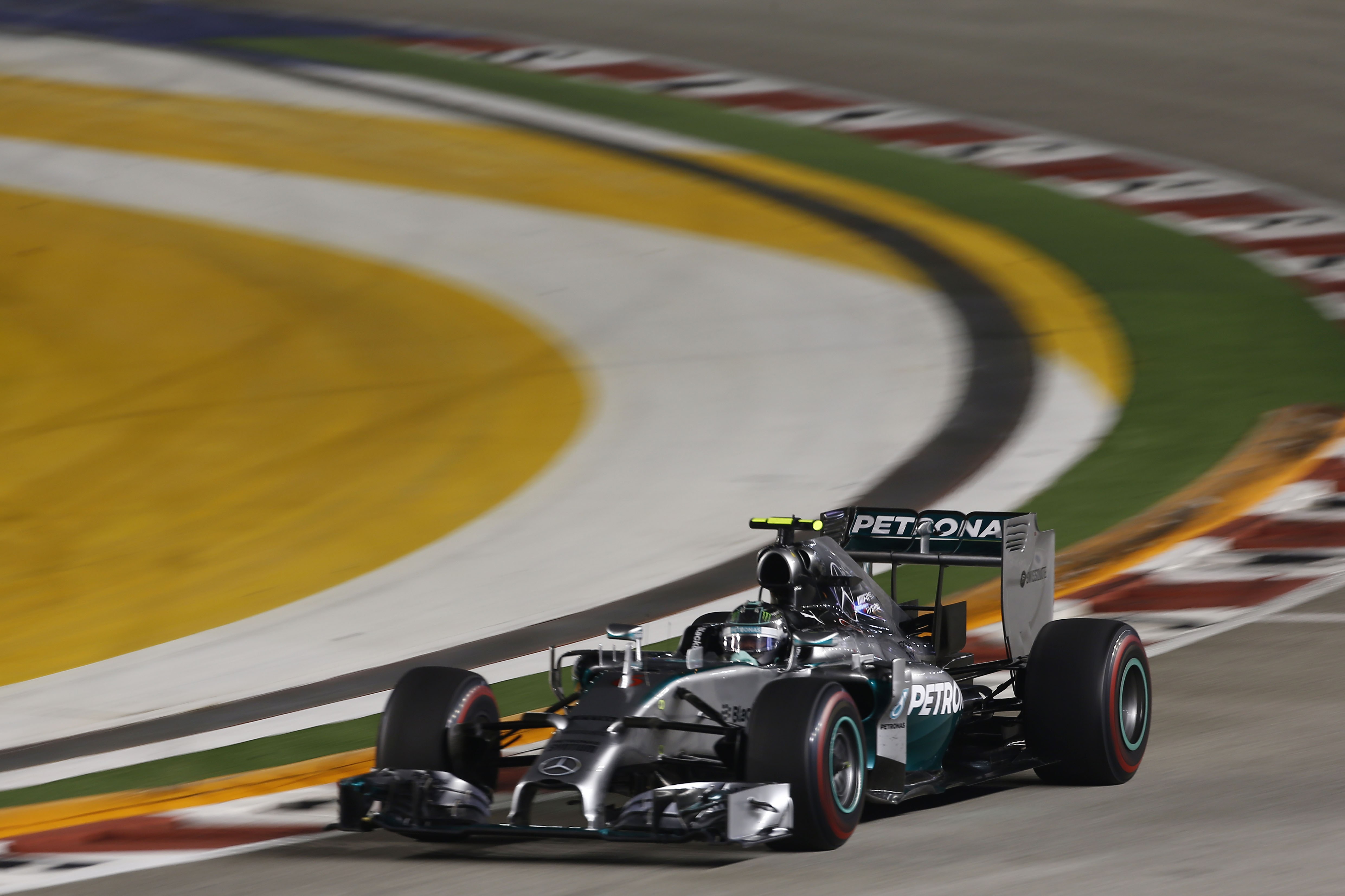 Wiring Loom Failure Caused Rosbergs Retirement Formula 1 News Mercedes Issues Amg Petronas